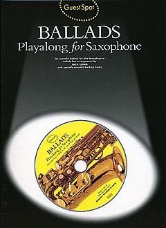 GUEST SPOT: Ballads Playalong + CD