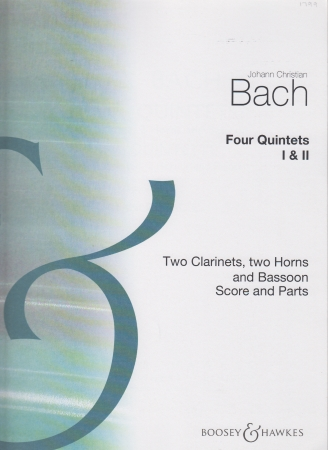 FOUR QUINTETS I & II score & parts