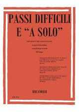 DIFFICULT PASSAGES from Italian Opera Volume 3