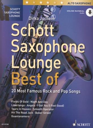 SCHOTT SAXOPHONE LOUNGE BEST OF + download