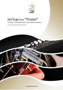 LET IT GO from Frozen (score & parts)