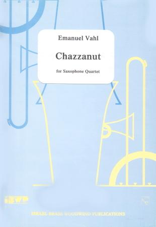 CHAZZANUT Op.73 No.3
