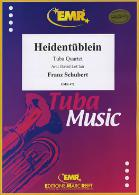 HEIDENTUBLEIN treble/bass clef