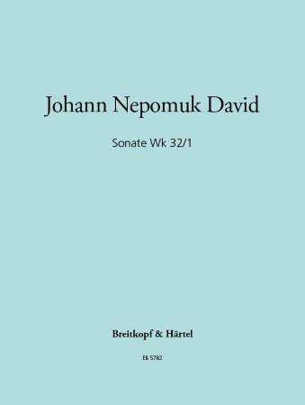 SONATE Op.32 No.1