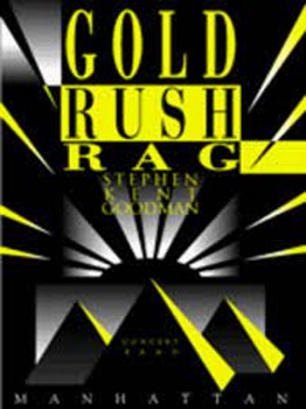 GOLD RUSH RAG (score)
