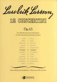 CONCERTINO Op.45 No.4