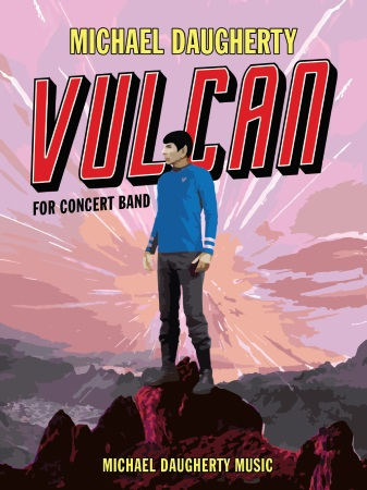 VULCAN (score & parts)