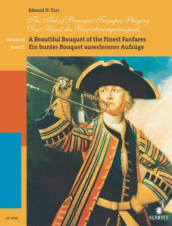 THE ART OF BAROQUE TRUMPET PLAYING Volume 3