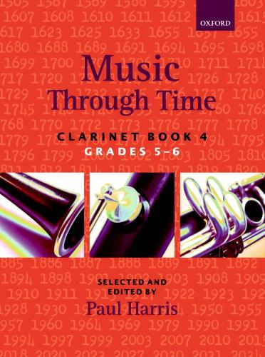 MUSIC THROUGH TIME Book 4