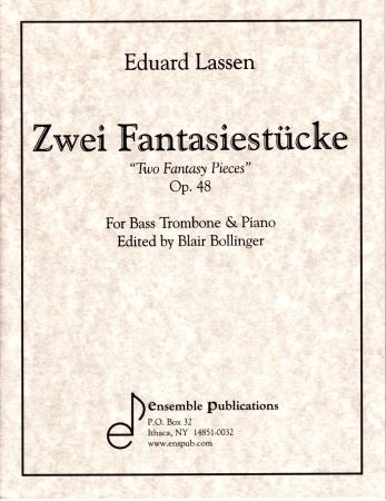 TWO FANTASY PIECES Op.48 score