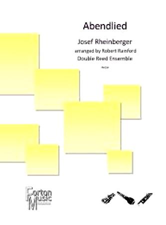 ABENDLIED Op.69 No.3 (score & parts)