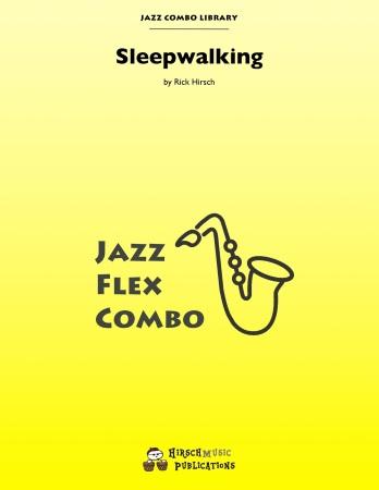 SLEEPWALKING (score & parts)