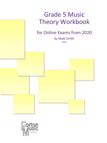 GRADE 5 MUSIC THEORY WORKBOOK