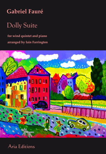 DOLLY SUITE (score & parts)