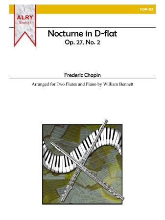 NOCTURNE in Db major Op.27 No.2