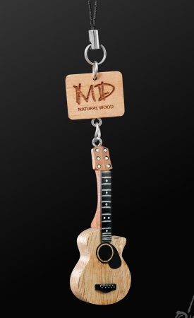 WOODEN STRAP Acoustic Guitar