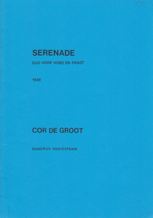 SERENADE (1949) score