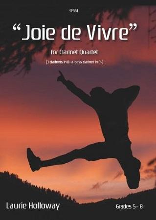 JOIE DE VIVRE (score & parts)