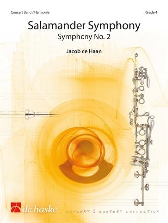 SALAMANDER SYMPHONY (score)