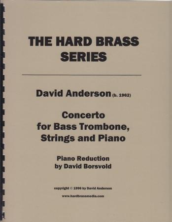 CONCERTO for Bass Trombone
