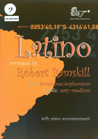 LATINO + CD (bass clef)