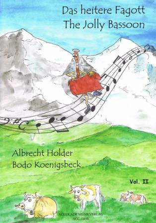 THE JOLLY BASSOON Book 2