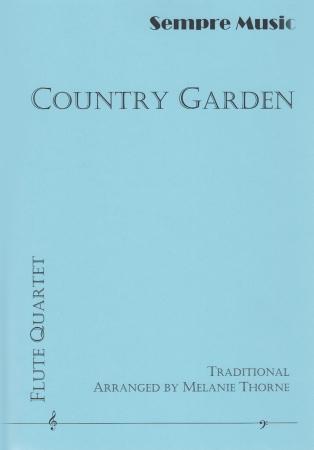 COUNTRY GARDEN (score & parts)