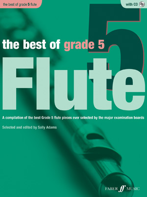 THE BEST OF GRADE 5 FLUTE + CD