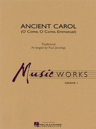 ANCIENT CAROL (score & parts)