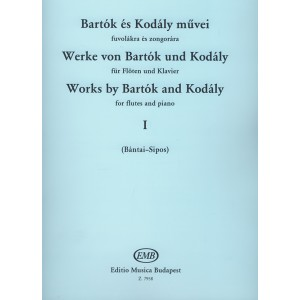 WORKS BY BARTOK and KODALY Book 1