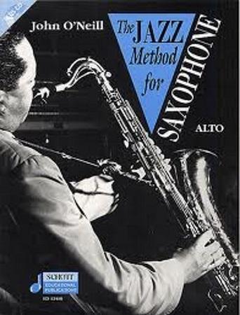 THE JAZZ METHOD FOR SAXOPHONE + CD (alto)