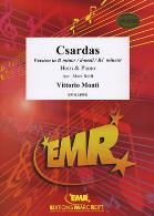 CSARDAS version in d minor