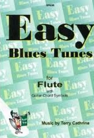 EASY BLUES TUNES with chord symbols