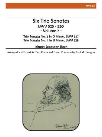 SIX TRIO SONATES Volume II
