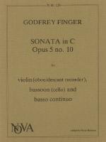 SONATA in C Op.5/10