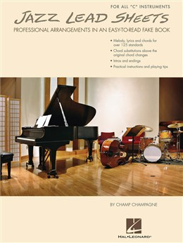 JAZZ LEAD SHEETS (C Instruments)