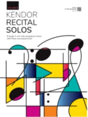 KENDOR RECITAL SOLOS Volume 2