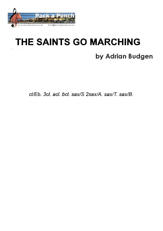 THE SAINTS GO MARCHING