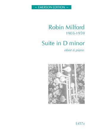 SUITE in D minor Op.8