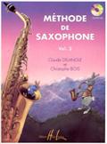 METHODE DE SAXOPHONE Volume 2 + CD