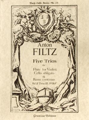 FIVE TRIOS Op.6 Volume 2