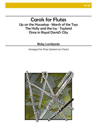CAROLS FOR FLUTES
