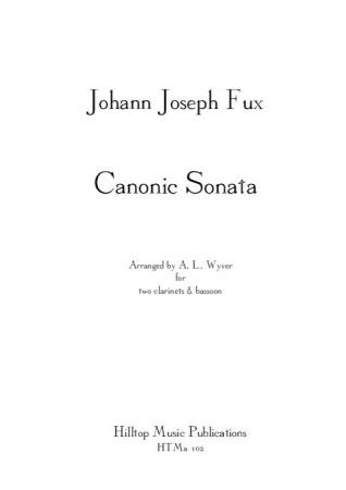 CANONIC SONATA