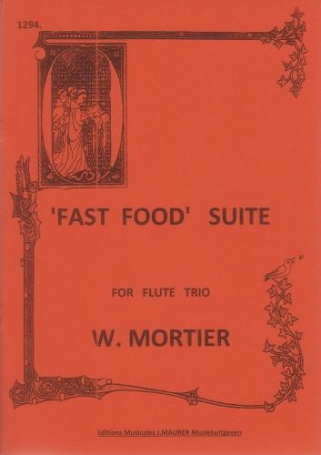 FAST FOOD SUITE score & parts