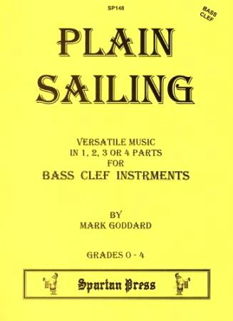 PLAIN SAILING bass clef in C