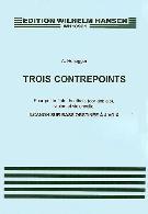 TROIS CONTREPOINTS No.3