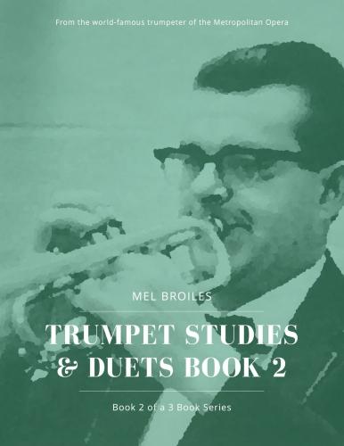 TRUMPET STUDIES & DUETS Book 2