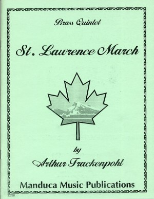 ST LAWRENCE MARCH