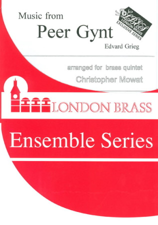 MUSIC FROM PEER GYNT (score & parts)