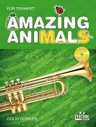 AMAZING ANIMALS + CD
